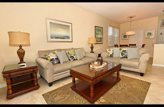 Family Room with Comfortable Seating